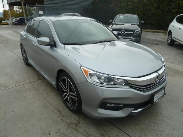 HONDA ACCORD SPORT SE
