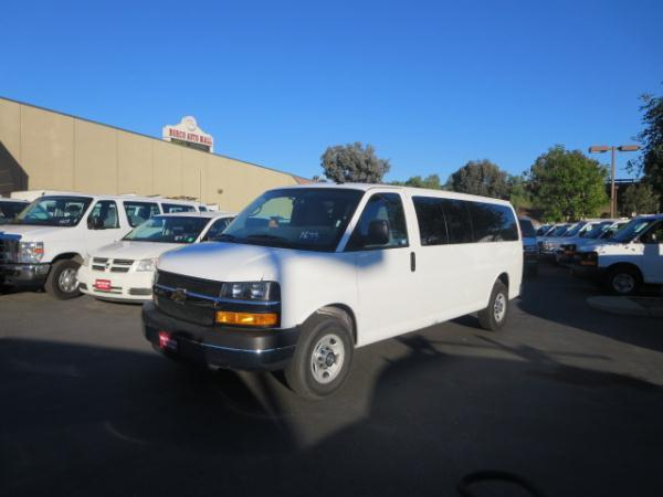CHEVROLET EXPRESS 3500 LT