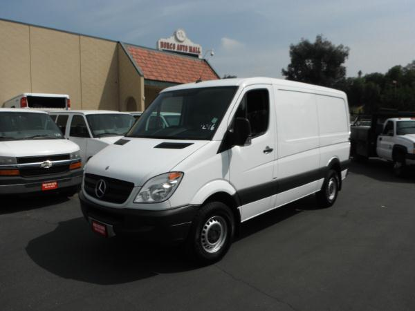 MERCEDES-BENZ SPRINTER 2500 DSL