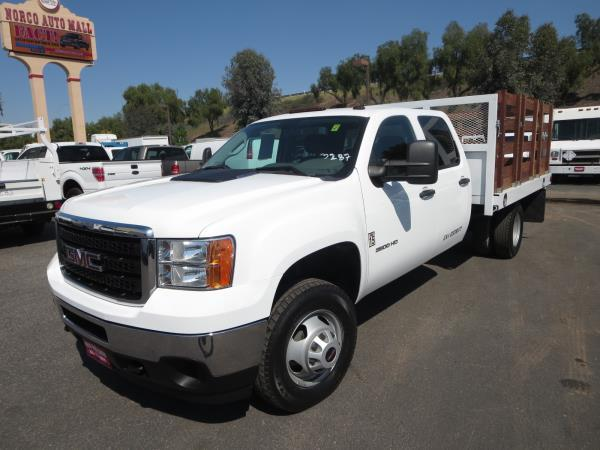 GMC C3500 DSL 4X4 WORK TRUCK