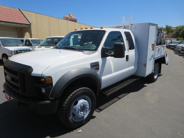 FORD F550 DSL 4X4