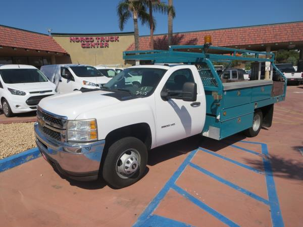 CHEVROLET C3500 DSL WORK TRUCK
