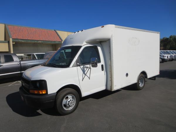CHEVROLET EXPRESS 3500 BASE