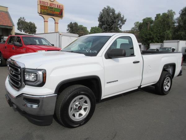 GMC SIERRA FLEET/BASE