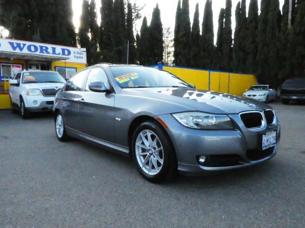 2010 BMW 3 SERIES 328I SULEV