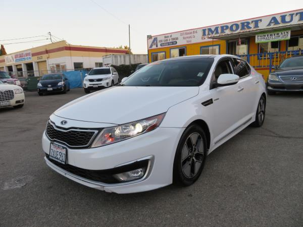 KIA OPTIMA EX HYBRID