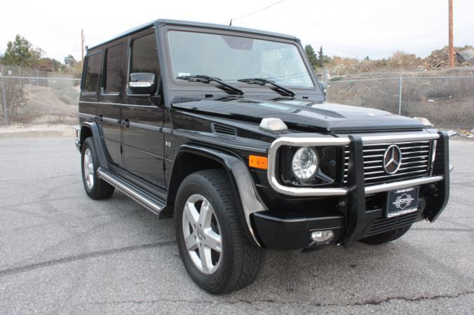 Used mercedes benz g class for sale indio ca cargurus for Used g class mercedes benz for sale