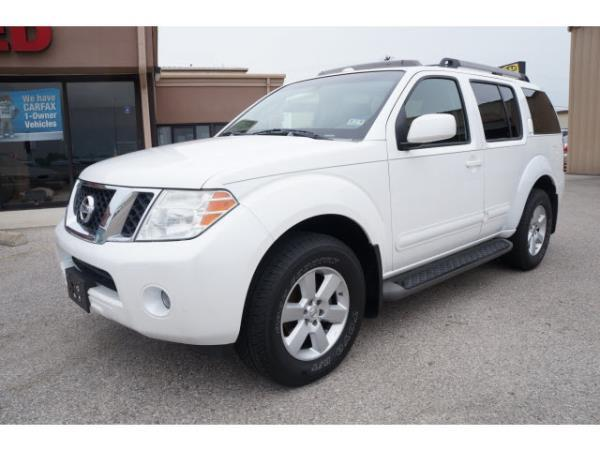 2008 NISSAN PATHFINDER whiteblack automatic air conditioneralarmamfm radioanti-lock brakes