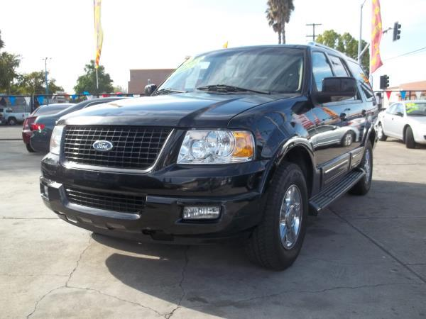 2006 FORD EXPEDITION blackcharcoal automatic air conditioneralarmamfm radioanti-lock brakes