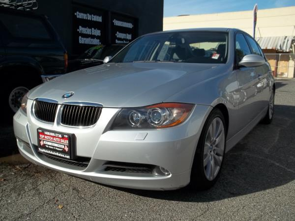2006 BMW 3 SERIES silvergray automatic air conditioneralarmamfm radioanti-lock brakescd ch