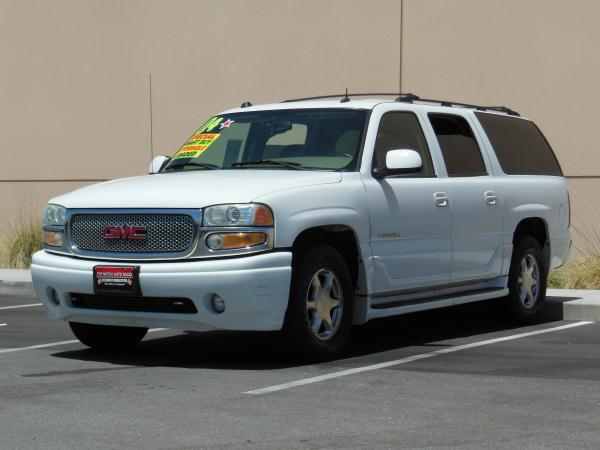 2004 GMC YUKON XL whitetan automatic air conditioneralarmamfm radioanti-lock brakescd chan