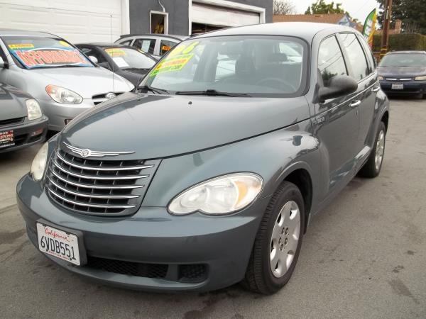2006 CHRYSLER PT CRUISER greygrey automatic air conditioneralarmamfm radioanti-lock brakes