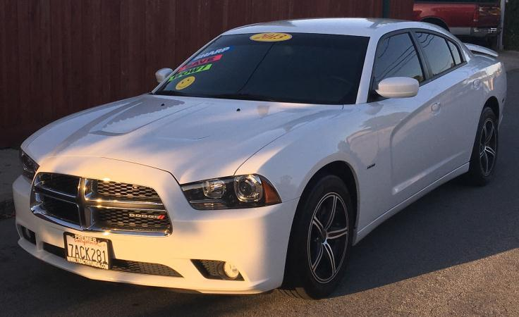 2013 DODGE CHARGER whiteblack automatic air conditioneralarmamfm radioanti-lock brakescass