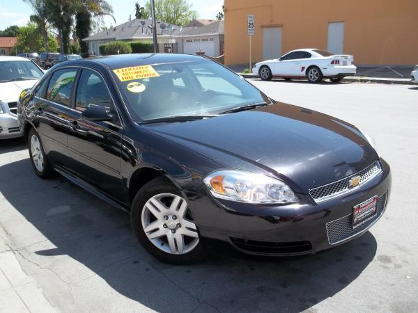 2013 CHEVROLET IMPALA blackblack automatic air conditioneralarmamfm radioanti-lock brakesc
