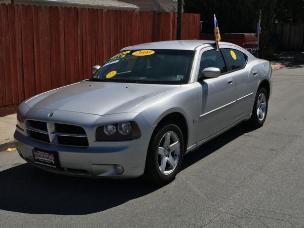 2010 DODGE CHARGER charcoalblack automatic air conditioneralarmamfm radioanti-lock brakesc