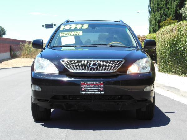 2007 LEXUS RX 350 blacktan automatic air conditioneralarmamfm radioanti-lock brakescd chan