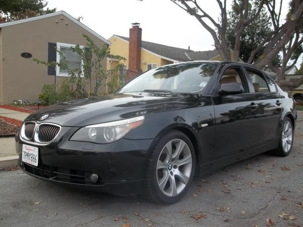 BMW 5 SERIES 550I
