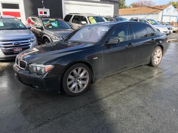 BMW 7 SERIES 745LI