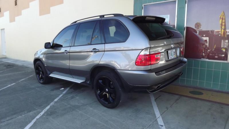 BMW X5 4.4I | Top Notch Auto Sales