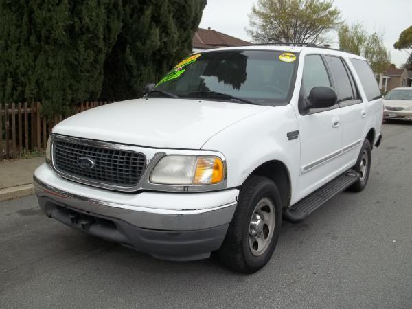 2000 FORD EXPEDITION whitebeige automatic air conditioneralarmamfm radioanti-lock brakesca