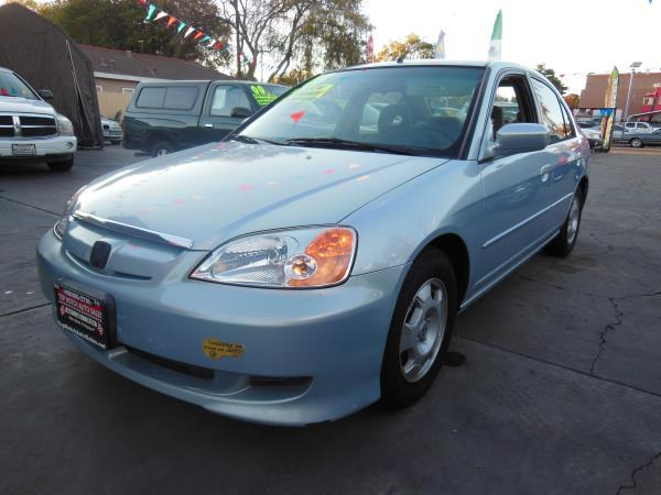 2003 HONDA CIVIC bluetan 5 speed manual air conditioneralarmamfm radioanti-lock brakescd p