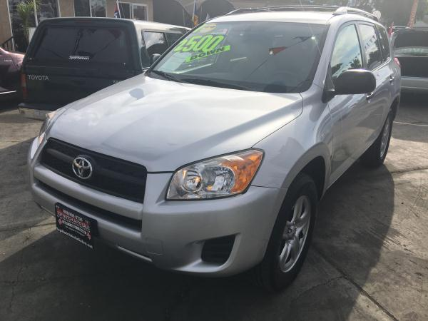 2010 TOYOTA RAV4 silvergray automatic air conditioneralarmamfm radioanti-lock brakescasset