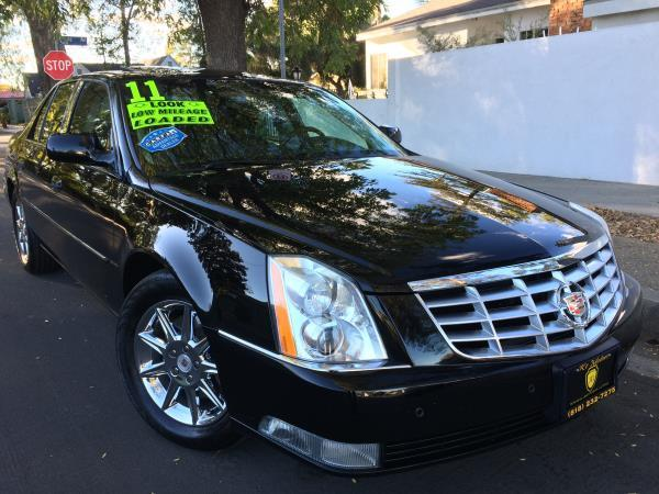 CADILLAC DTS LUXURY COLLECTION LUXURY