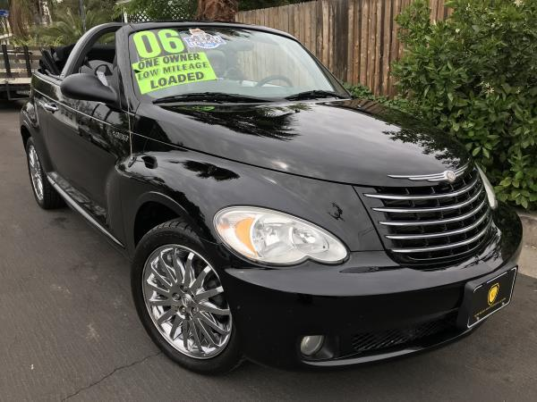 CHRYSLER PT CRUISER GT CONVERTIBLE GT