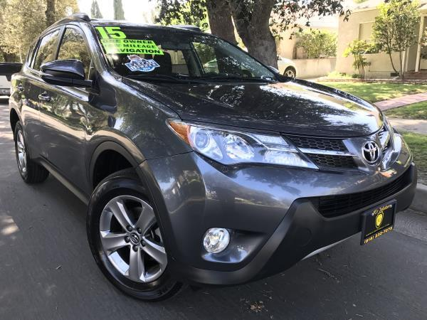 TOYOTA RAV4 XLE WITH NAVIGATION XLE