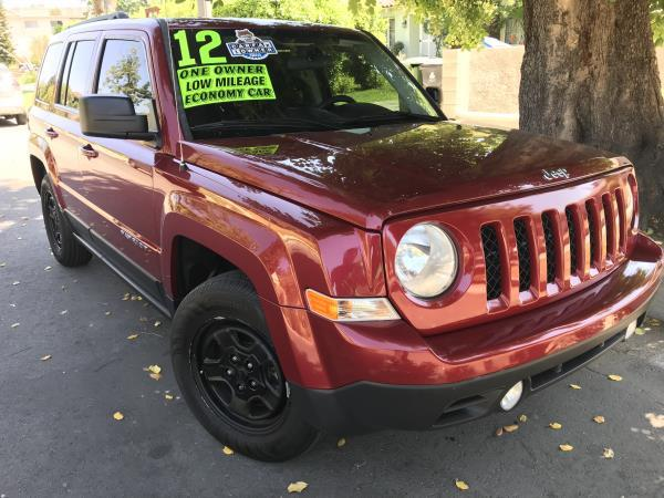 JEEP PATRIOT SPORT SPORT