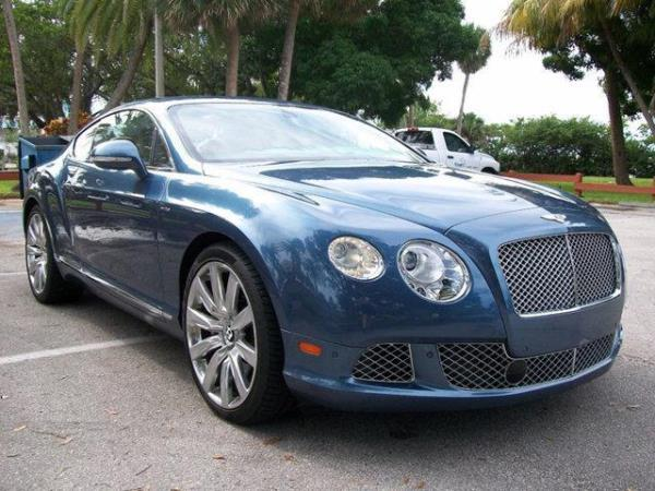 BENTLEY CONTINENTAL GT BASE