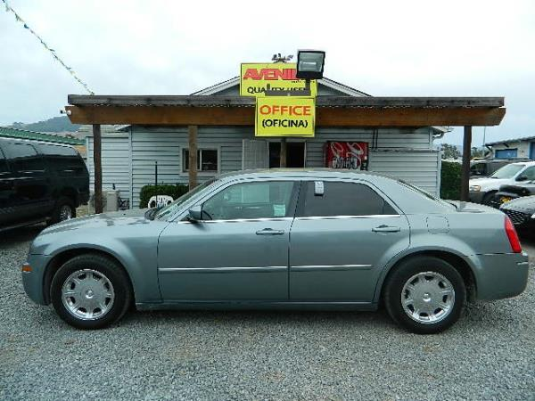 2006 CHRYSLER 300 blue auto 176592 miles Stock 1092 VIN 2C3KA53G76H346583