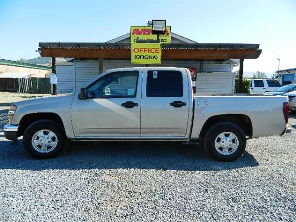 2005 GMC CANYON brown auto 142424 miles Stock 1109 VIN 1GTCS136258249048