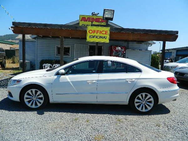 2010 VOLKSWAGEN CC white 6 speed automatic 119360 miles Stock 901 VIN WVWML9AN5AE512056