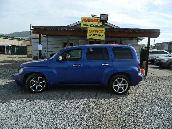 2006 CHEVROLET HHR blue 4 speed automatic 111831 miles Stock 971 VIN 3GNDA23P36S549350