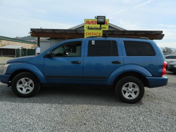 2006 DODGE DURANGO blue 112536 miles Stock 975 VIN 1D4HB48N46F135785