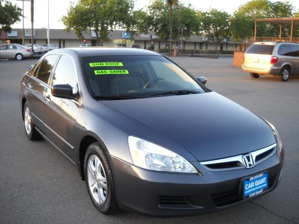 HONDA ACCORD EX