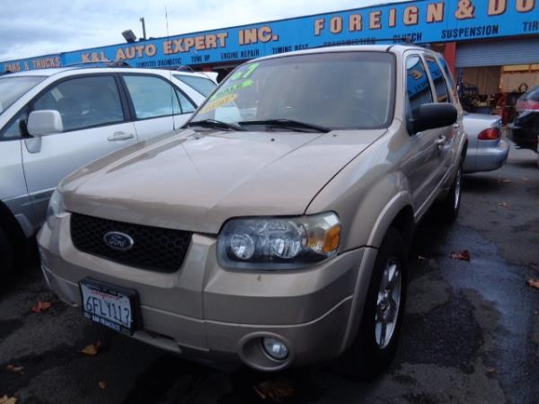 FORD ESCAPE LIMITED K L AUTO EXPERT - T and l auto