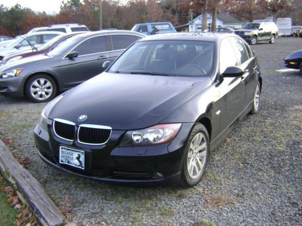 BMW 3 SERIES 328XI SULEV