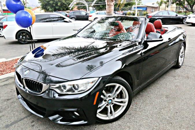 BMW 4 SERIES 428I SULEV