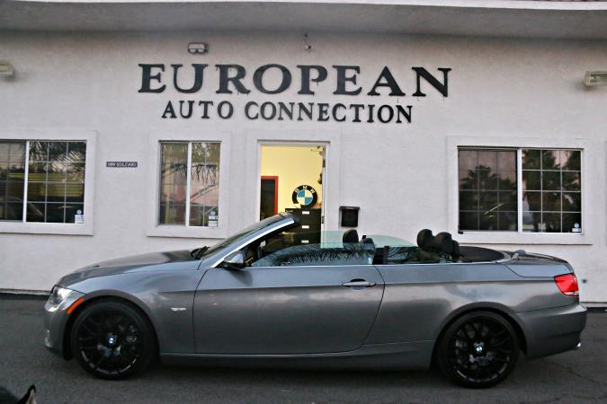 BMW SERIES I SULEV EUROPEAN AUTO CONNECTION - 2014 bmw 328i convertible