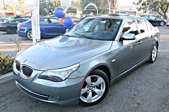 BMW 5 SERIES 528I