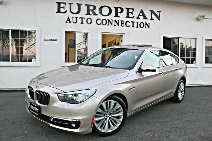 BMW 5 SERIES 535I XDRIVE GT