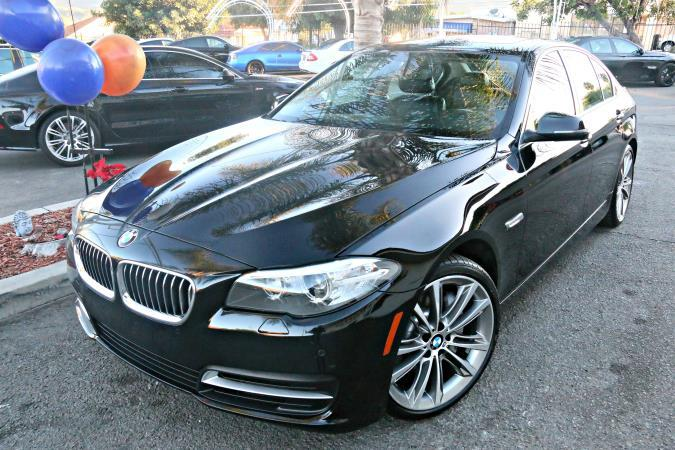 BMW 5 SERIES 535D