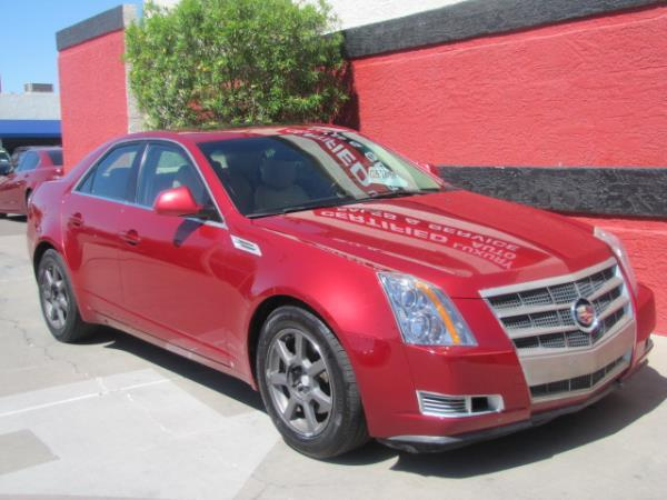 CADILLAC CTS HIGH FEATURE