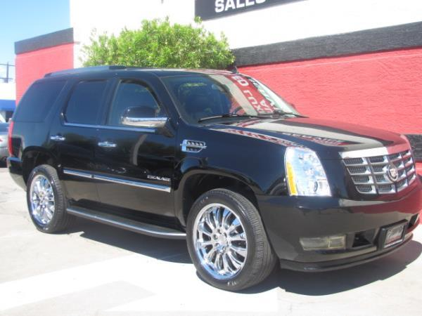 CADILLAC ESCALADE BASE