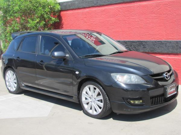 MAZDA MAZDASPEED3 GRAND TOURING