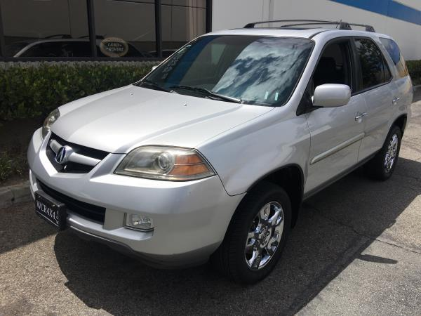 ACURA MDX TOURING W/NAV.SYS.-RES