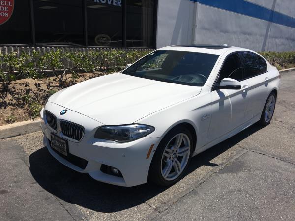 BMW 535 D M SPORT