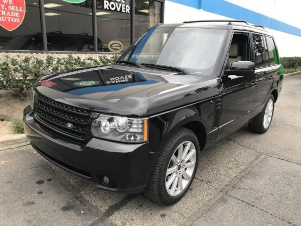 LAND ROVER RANGE ROVER  SUPERCHARGED HSE W/LUXURY PACK